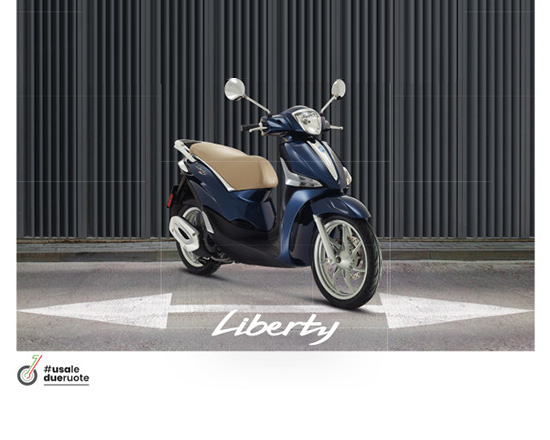 Gamma Piaggio Liberty